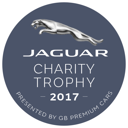 Jaguar Charity Trophy 2017 - presented by GB Premium Cars